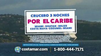 Costamar Travel TV Spot, 'Cancún, Chile y Madrid' [Spanish] - Thumbnail 5