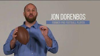 Life Line Screening TV Spot, 'Preventive Screening' Featuring Jon Dorenbos - 297 commercial airings