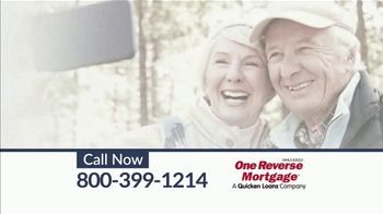 One Reverse Mortgage TV Spot, 'What's More Important' - Thumbnail 1