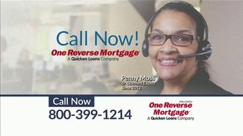 One Reverse Mortgage TV Spot, 'What's More Important' - Thumbnail 4