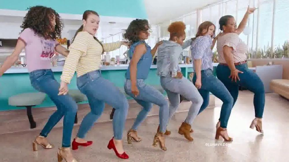 Old Navy 247 Denim Tv Commercial, Denim For The Fam 30 -6550