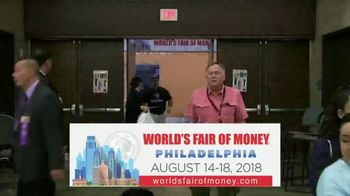American Numismatic Association TV Spot, '2018 World's Fair of Money'