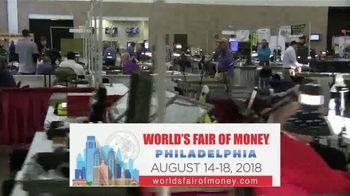 American Numismatic Association TV Spot, '2018 World's Fair of Money' - Thumbnail 4