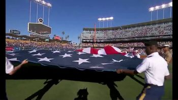 Budweiser TV Spot, '2018 MLB Military Moments' - Thumbnail 4