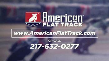 American Flat Track TV Spot, '2018 Springfield Mile' - Thumbnail 10