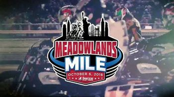 American Flat Track TV Spot, '2018 Meadowlands Mile'