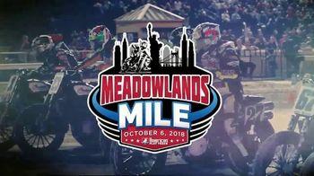 American Flat Track TV Spot, '2018 Meadowlands Mile' - Thumbnail 8