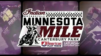 American Flat Track TV Spot, '2018 Minnesota Mile' - Thumbnail 9