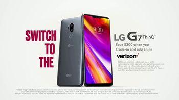 LG G7 ThinQ TV Spot, 'Do My Own Thing: Verizon' - Thumbnail 9