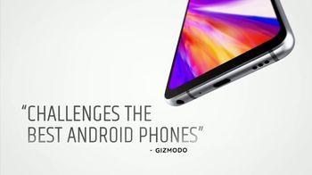 LG G7 ThinQ TV Spot, 'Do My Own Thing: Verizon' - Thumbnail 3