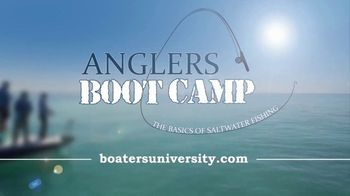 Boaters University TV Spot, 'Anglers Bootcamp' - Thumbnail 7