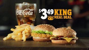 Burger King $3.49 King Meal Deal TV Spot, 'Nuggets' - Thumbnail 8