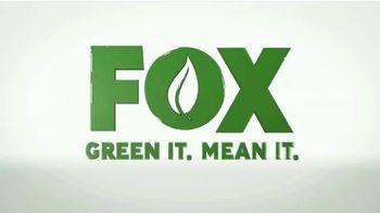 FOX TV Spot, 'Green It. Mean It.: Water Temperature' Feat. Kristen Schaal - Thumbnail 1