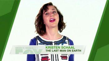 FOX TV Spot, 'Green It. Mean It.: Water Temperature' Feat. Kristen Schaal - Thumbnail 7