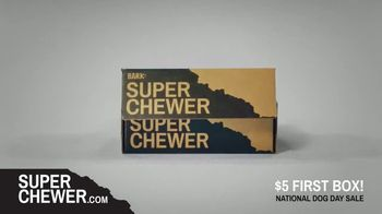 Super Chewer National Dog Day Sale TV Spot, 'Cheaper Than a New Couch' - Thumbnail 9