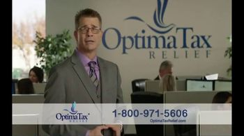 Optima Tax Relief TV Spot, 'If They Want Your Money They'll Take It' - Thumbnail 1