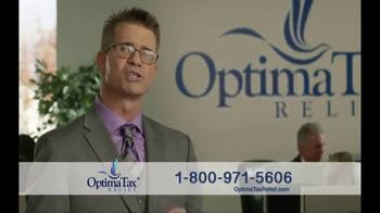 Optima Tax Relief TV Spot, 'If They Want Your Money They'll Take It' - Thumbnail 5