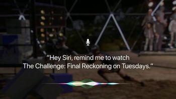 Apple iPhone TV Spot, 'MTV: The Challenge: Final Reckoning' - Thumbnail 7