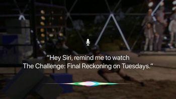 Apple iPhone TV Spot, 'MTV: The Challenge: Final Reckoning' - Thumbnail 8