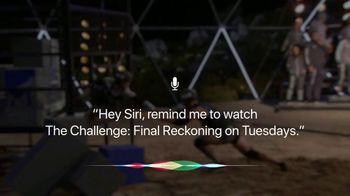 Apple iPhone TV Spot, 'MTV: The Challenge: Final Reckoning'