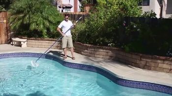 GolfNow.com TV Spot, 'Cleaning the Pool: Save $20' - Thumbnail 1