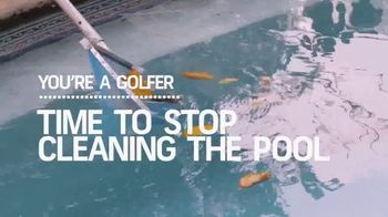GolfNow.com TV Spot, 'Cleaning the Pool: Save $20' - Thumbnail 2
