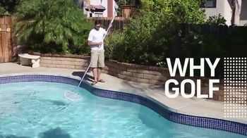 GolfNow.com TV Spot, 'Cleaning the Pool: Save $20' - Thumbnail 7