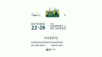 2018 Sanderson Farms Championship TV Spot, 'Champion Our Children' - Thumbnail 9