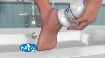 Pedi Vac TV Spot, 'Remove Calluses' - Thumbnail 4
