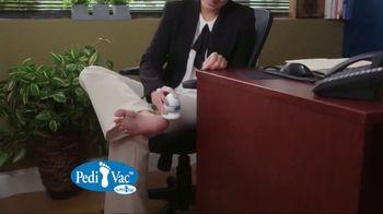 Pedi Vac TV Spot, 'Remove Calluses' - Thumbnail 5