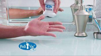 Pedi Vac TV Spot, 'Remove Calluses' - Thumbnail 6