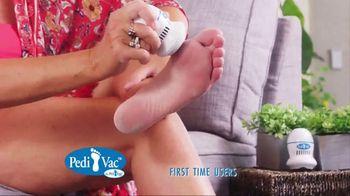 Pedi Vac TV Spot, 'Remove Calluses' - Thumbnail 7