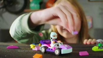 LEGO Friends TV Spot, 'Mix and Match Go Karts' - Thumbnail 5