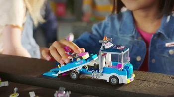 LEGO Friends TV Spot, 'Mix and Match Go Karts' - Thumbnail 7