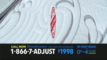 Elevated Luxury Split-King Adjustable Bed TV Spot, 'Buy Direct' - Thumbnail 6