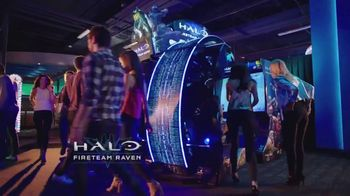 Dave and Buster's TV Spot, 'Halo Fireteam Raven' - Thumbnail 2