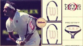 Tennis Express TV Spot, 'Federer Rackets' - Thumbnail 2