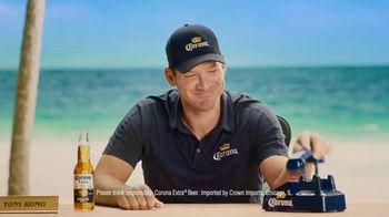 Corona Extra TV Spot, 'Beauty of Fantasy' Featuring Tony Romo - Thumbnail 10
