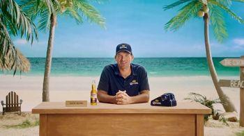 Corona Extra TV Spot, 'Beauty of Fantasy' Featuring Tony Romo - Thumbnail 2