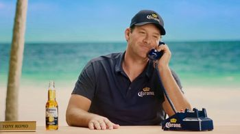 Corona Extra TV Spot, 'Beauty of Fantasy' Featuring Tony Romo - 429 commercial airings