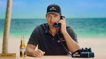 Corona Extra TV Spot, 'Beauty of Fantasy' Featuring Tony Romo - Thumbnail 4