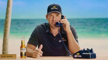 Corona Extra TV Spot, 'Beauty of Fantasy' Featuring Tony Romo - Thumbnail 8