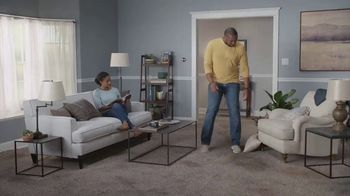 Lowe's TV Spot, 'The Moment: Old Carpet: Pergo Waterproof Laminate'