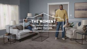 Lowe's TV Spot, 'The Moment: Old Carpet: Pergo Waterproof Laminate' - Thumbnail 4