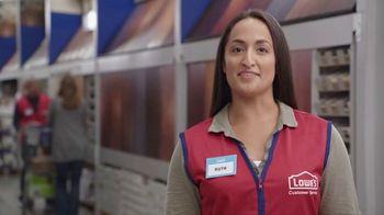 Lowe's TV Spot, 'The Moment: Old Carpet: Pergo Waterproof Laminate' - Thumbnail 8
