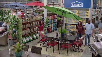 Lowe's TV Spot, 'Good Backyard: Riding Lawn Mowers' - Thumbnail 3