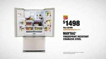 The Home Depot Labor Day Savings TV Spot, 'More: Appliance Special Buys' - Thumbnail 8