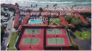 La Jolla Beach & Tennis Club TV Spot, '2017 Tennis Channel' - Thumbnail 9