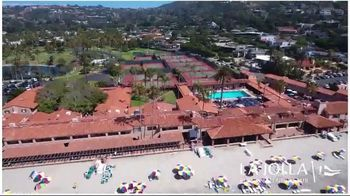 La Jolla Beach & Tennis Club TV Spot, '2017 Tennis Channel' - Thumbnail 6