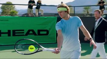 Head Tennis SPEED Graphene 360 TV Spot, 'If You Blink, You Missed It' - Thumbnail 6